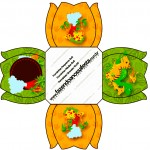 Forminhas Docinhos Flor Dinossauro Cute