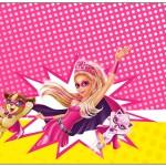 Lata de Leite Barbie Super Princesa Rosa