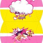 Mala Barbie Super Princesa Rosa