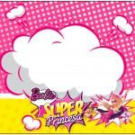 Marmita grande Barbie Super Princesa Rosa