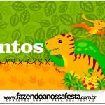 Mentos Dinossauro Cute