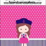 Mini Pastilha Docile Menina Marinheira 2