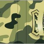Mini Talento Kit Militar Camuflado