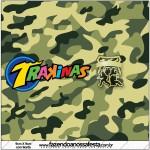 Mini Trakinas Kit Militar Camuflado
