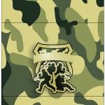 Pé de Moleque Yoki Kit Militar Camuflado
