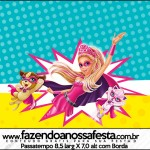 Passatempo Barbie Super Princesa