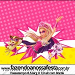 Passatempo Barbie Super Princesa Rosa