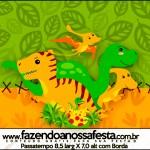 Passatempo Dinossauro Cute