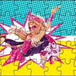 Quebra-cabeça Barbie Super Princesa