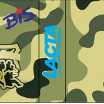 Rótulo Bis Duplo Kit Militar Camuflado
