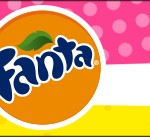 Rótulo Fanta Barbie Super Princesa Rosa