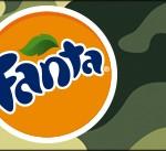 Rótulo Fanta Kit Militar Camuflado
