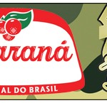 Rótulo Guaraná Caçulinha Kit Militar Camuflado