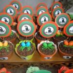 Festa Dinossauros do João Lucas - Cupcakes