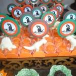 Festa Dinossauros do João Lucas - Docinhos