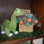 Festa Dinossauros do João Lucas - Decoração 5
