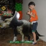 Festa Dinossauros do João Lucas - Decoração 6