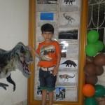 Festa Dinossauros do João Lucas - Decoração 7