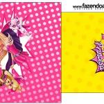 Saquinho de Chá Barbie Super Princesa Rosa
