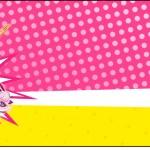 Squezze Barbie Super Princesa Rosa