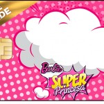 Vale Brinde Barbie Super Princesa Rosa