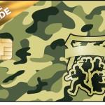 Vale Brinde Kit Militar Camuflado