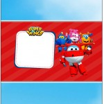 Bala Personalizada Super Wings