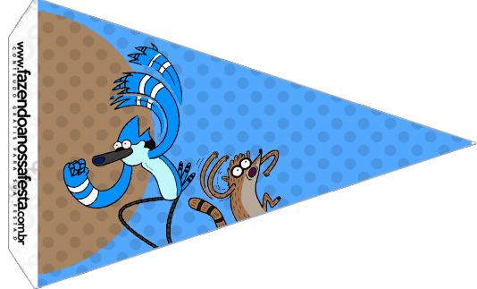 Bandeirinha Sanduiche Apenas um Show 2
