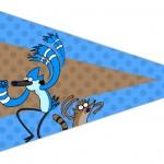 Bandeirinha Sanduiche Apenas um Show 3