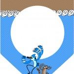 Bandeirinha Varalzinho Apenas um Show