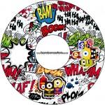 CD DVD Minions Super-Heróis