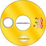 CD DVD Minions para Meninas