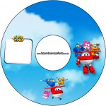 CD DVD Super Wings