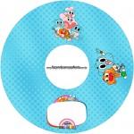 CD DVD o Incrível Mundo de Gumball