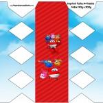 Caixa Bala Super Wings