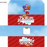 Caixa Baton Super Wings