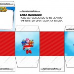 Caixa Bis Super Wings