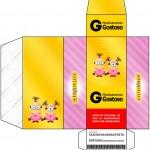 Caixa Remédio Minions para Meninas