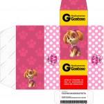 Caixa Remédio Patrulha Canina para Meninas