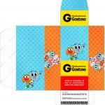 Caixa Remédio o Incrível Mundo de Gumball