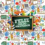 Caixa de Bombom Dia dos Professores Melhor Professor Aquarela