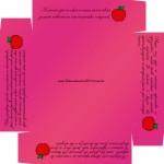 Caixa de Bombom Dia dos Professores Melhor Professor Coruja Maça Mensagens Rosa - Fundo