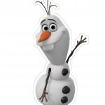 Centro de Mesa Olaf Frozen 2 2