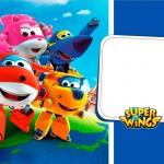 Kit Festa Super Wings – Grátis para Imprimir