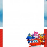 Convites Super Wings