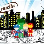 Creminho Nucita Kit Festa Vingadores Cute