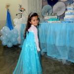 Festa Frozen da Sarah