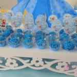 Docinhos Festa Frozen da Sarah