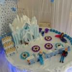 Decoração Festa Frozen da Eloísa