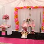 Detalhes decoração Festa Princesa Manuela